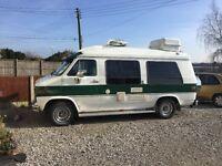 Chevrolet G20 camper van