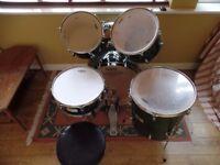 Mapex M Series 5 Piece Drum Kit