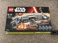 Lego Star Wars - Resistance Troop Transport