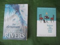 The Masterpiece and Before the Coffee Gets Cold: 2 Modern Novels for £6.00