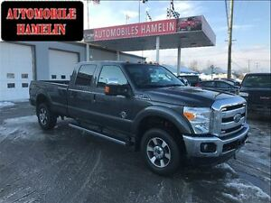 2015 Ford F-350 Lariat diesel 6.7 gps toit boite 8pieds