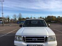 Ford Ranger Super Cab 4x4;Similar to Mazda B2500, not Nissan Navara, Toyota Hilux, Mitsubishi L200