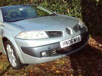 Renault Megane Dynamique dCi (aluminium silver) 2006