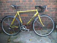 Gents road bike Peugeot Prologue Pro 12 speed dropped bars
