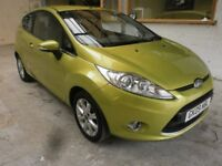 2009 FORD FIESTA 1.25 ZETEC 3DOOR, HATCHBACK, SERVIC HISTORY, CLEAN CAR, HPI CLEAR, DRIVES VERY NICE