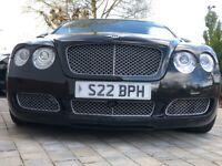Bentley, CONTINENTAL GT, Coupe, 2005, Semi-Auto, 5998 (cc), 2 doors