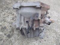 Vauxhall Zafira 1.9 CDTi 150 bhp M32 gearbox