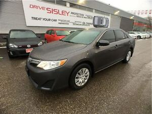 2014 Toyota Camry LE - Low Mileage - Value for Money