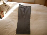 Marks & Spencer Charcoal Trousers