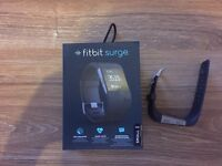 Fitbit Surge - almost New!