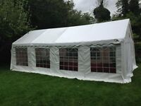 *INDUSTRIAL QUALITY MARQUEE/GAZEBO HIRE FROM A NOT-FOR-PROFIT- FREE DELIVERY & SETUP FROM £75.00!*