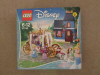 LEGO Dinsey Princess 41146 Cinderella's Enchanted Evening New and Sealed
