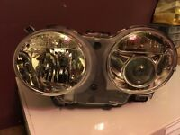 Jaguar XJ8 2005-2010 GINUINE LEFT HEADLIGHT ASSEMBLY CPL