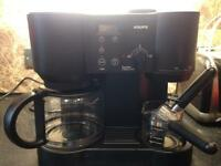 Krups coffee/espresso machine
