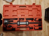 13 Piece 10lb Dent Puller / Slide Hammer Set