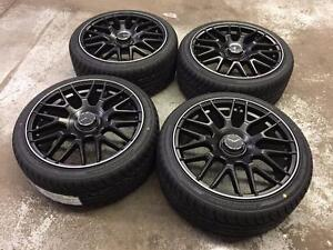 "18"" Mercedes Wheels 5x112 and Sailun All Season tires 225/40ZR18 (Mercedes Cars) Calgary Alberta Preview"