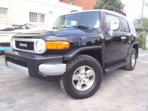 2008 Toyota FJ Cruiser Roof Rack, 4X4, Diff Lock, Full Garantie!