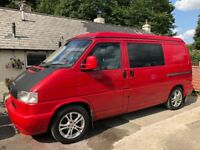 VW T4 Transporter 1.9 tdi campervan