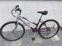 Ladies Mountain Style Bike £45 Good working Order