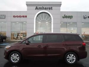 2016 Kia Sedona LX 8 PASSENGER FACTORY WARRANTY REMAINING