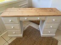 Refurbished dressing table