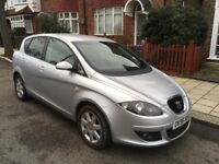 2006 Seat Toledo TDI Good Condition with history and mot