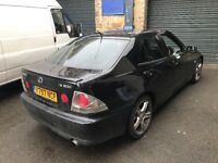 Lexus is sport 200 y-reg 2001! 12mths mot! Good condition! Drives 100%! Full is refinements! £795!