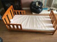 Childs first bed