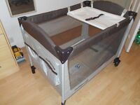 Travel Cot - Mothercare - Good Condition