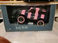 Jack Wills remote control landrover