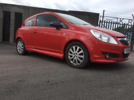 2009 Vauxhall Corsa 1.3 cdti turbo replica (BREAKING)