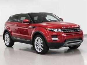 2015 Land Rover Range Rover Evoque Pure @ 2.9% INTEREST CERTIFIE