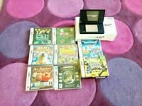 Nintendo DSi & 8 games