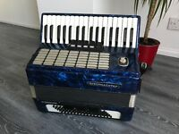 Refurbished Weltmeister Stella 80 Accordion