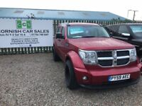 Dodge Nitro 2.8 SE **Only 52K - HUGE SALE**