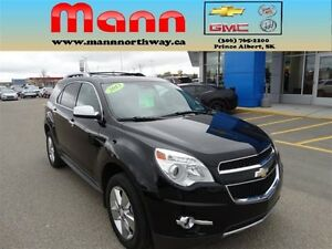 2013 Chevrolet Equinox LTZ - PST paid, Safety package, Remote st