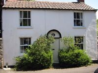 Blagdon. North Somerset One bedroom detached cottage to rent