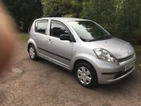 2007 Daihatsu Sirions 5dr one lady owner, and full service history and 12 month MOT