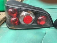 Peugeot 106 Lexus lights