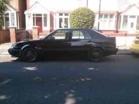 1995 9000 CS Aero manual Black, London, £3195