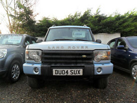 Land Rover Discovery Pursuit TD5