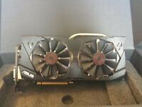 Asus GeForce GTX 970 Strix - Perfect working order with box