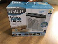Homedics Professional Hepa Filter Air Purifier