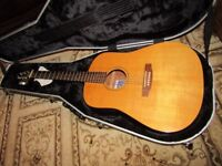 Seagull SM6 acoustic guitar. Beautiful sound, looks great