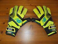 Signed Pair of AFCB ARTUR BORUC Gloves