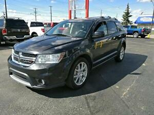 2013 Dodge Journey '' WE FINANCE EVERYONE'' Edmonton Edmonton Area image 4