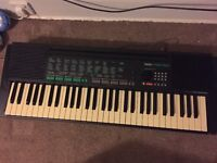 Yamaha PSR-150 keyboard organ with stand, great condition