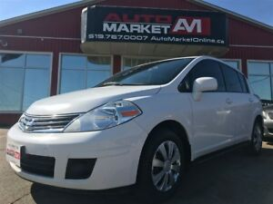2011 Nissan Versa 1.8S, A/C, POWER OPTIONS,WE APPROVE ALL CREDIT
