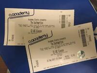 The Southmartins concert tickets