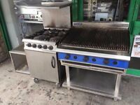 RESTAURANT CUISINE BBQ FLAME GRILL COMMERCIAL KITCHEN SHOP CHARCOAL MEAT CATERING FASTFOOD TAKEAWAY